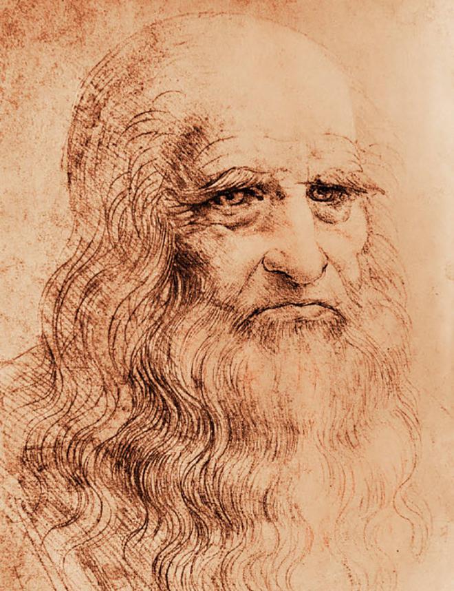 Leonarda Da Vinci Haritalarından