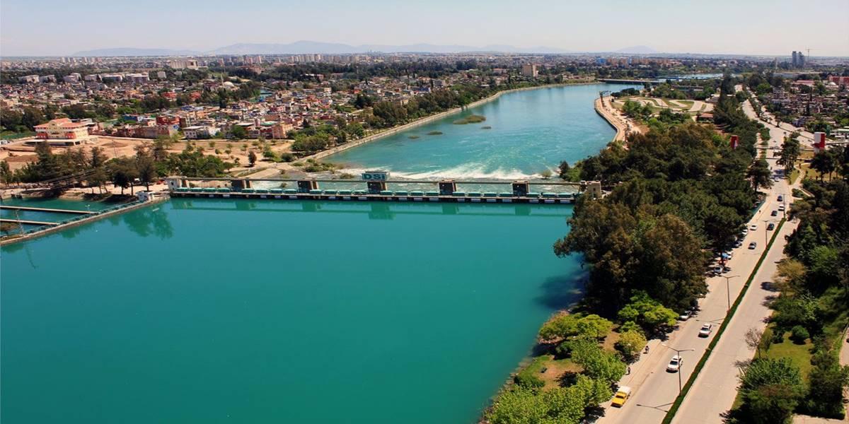 Ceyhan Nehri - Türkiye Nehirleri - Coğrafya - Bilgipedia