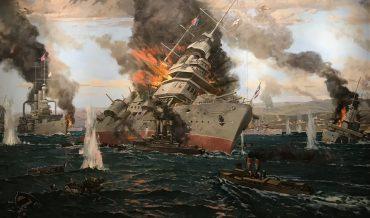 Çanakkale Savaşı Deniz Harekâtları