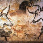 Lascaux , Boğalar ve Atlar