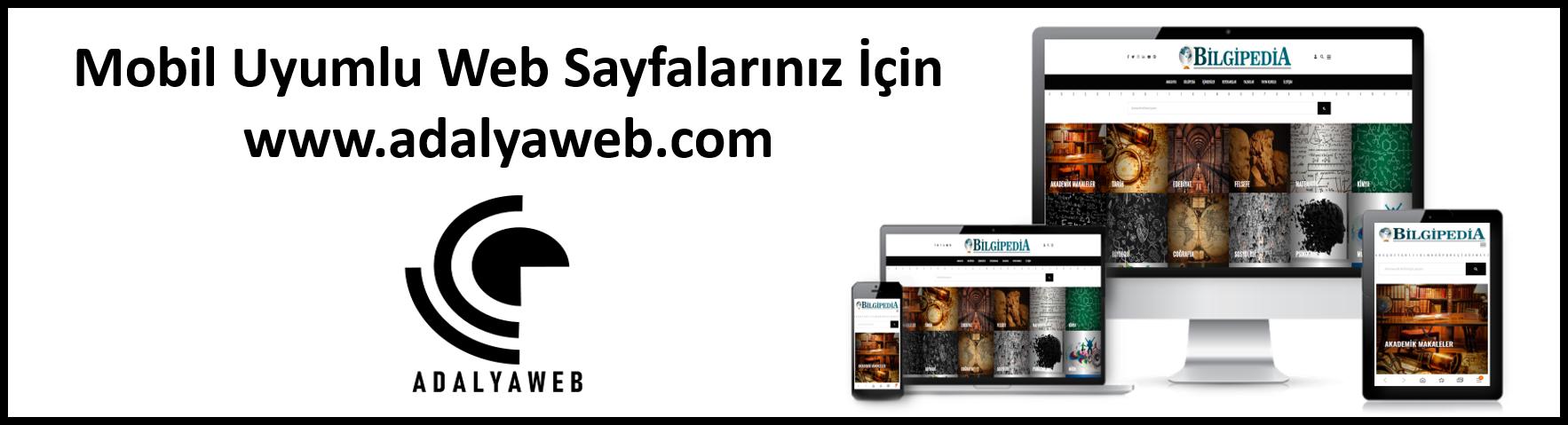 AdalyaWeb Bilgipedia Reklam