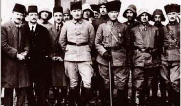 İngiliz ve Amerikan Basınında Mustafâ Kemâl Paşa ve 1919